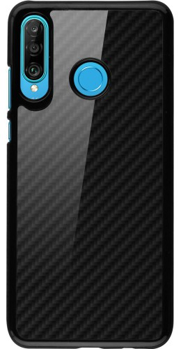 Coque Huawei P30 Lite - Carbon Basic