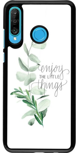 Coque Huawei P30 Lite - Enjoy the little things