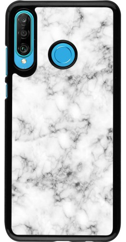 Coque Huawei P30 Lite - Marble 01
