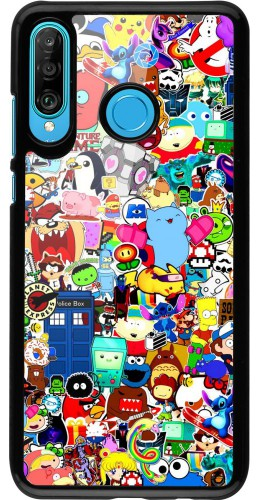 Coque Huawei P30 Lite - Mixed cartoons