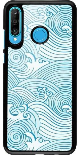 Coque Huawei P30 Lite - Ocean Waves