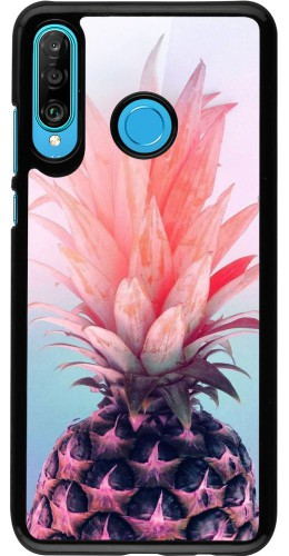 Coque Huawei P30 Lite - Purple Pink Pineapple