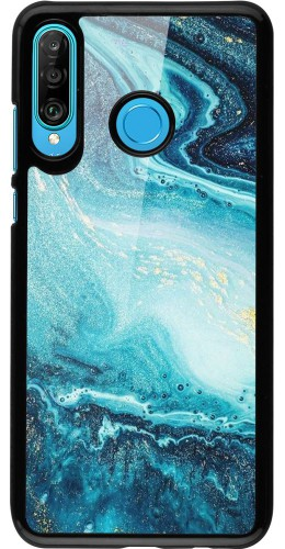 Coque Huawei P30 Lite - Sea Foam Blue