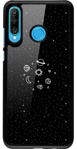 Coque Huawei P30 Lite - Space Doodle