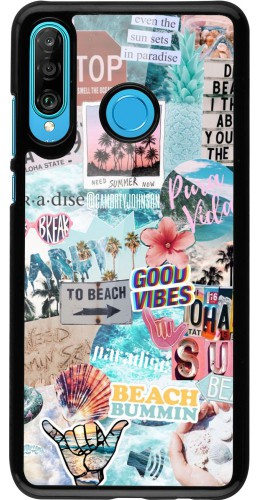 Coque Huawei P30 Lite - Summer 20 collage