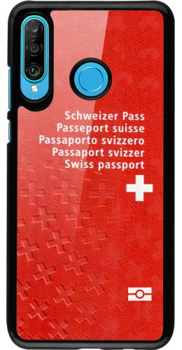Coque Huawei P30 Lite - Swiss Passport