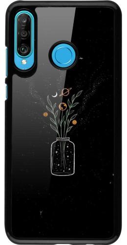 Coque Huawei P30 Lite - Vase black