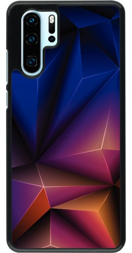 Coque Huawei P30 Pro - Abstract Triangles