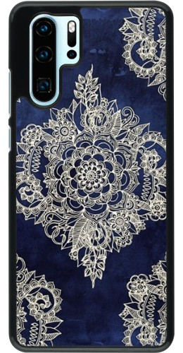 Coque Huawei P30 Pro - Cream Flower Moroccan