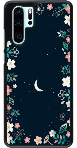 Coque Huawei P30 Pro - Flowers space