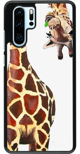 Coque Huawei P30 Pro - Giraffe Fit
