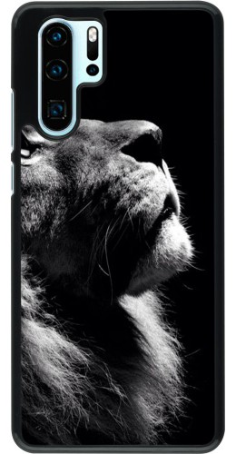 Coque Huawei P30 Pro - Lion looking up