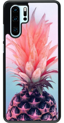 Coque Huawei P30 Pro - Purple Pink Pineapple