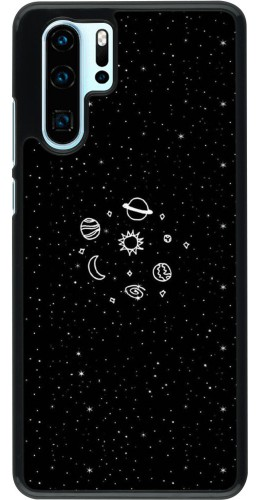 Coque Huawei P30 Pro - Space Doodle