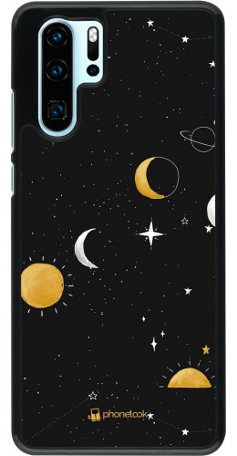 Coque Huawei P30 Pro - Space Vector