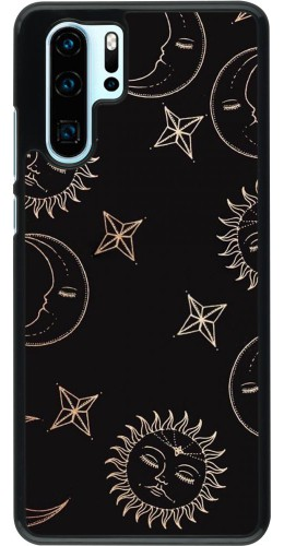 Coque Huawei P30 Pro - Suns and Moons