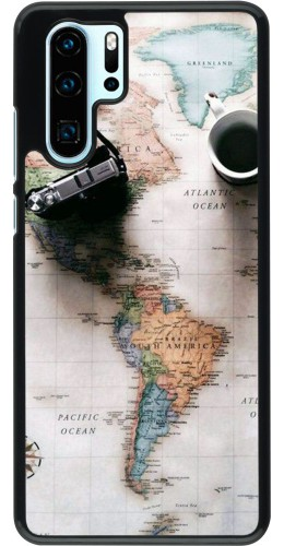 Coque Huawei P30 Pro - Travel 01