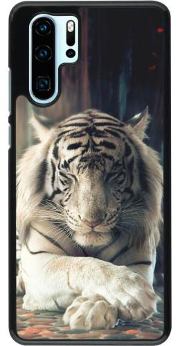 Coque Huawei P30 Pro - Zen Tiger