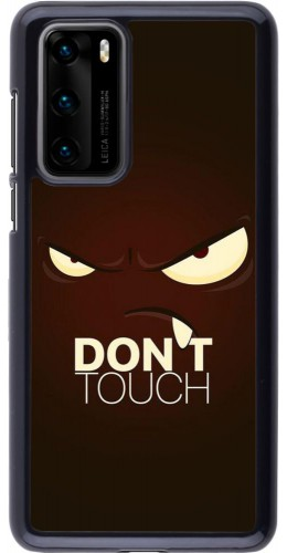 Coque Huawei P40 - Angry Dont Touch