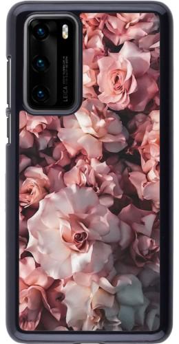 Coque Huawei P40 - Beautiful Roses