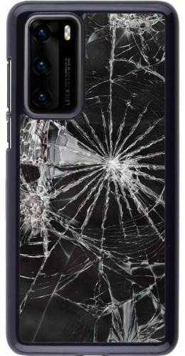 Coque Huawei P40 - Broken Screen