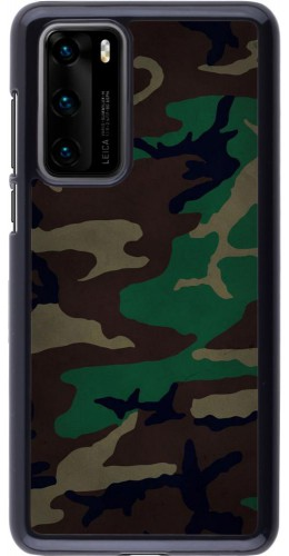 Coque Huawei P40 - Camouflage 3