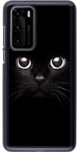 Coque Huawei P40 - Cat eyes