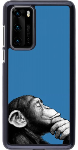 Coque Huawei P40 - Monkey Pop Art