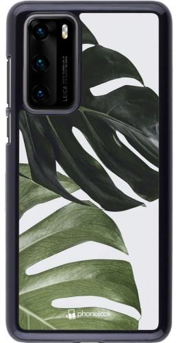 Coque Huawei P40 - Monstera Plant