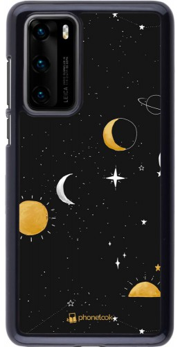 Coque Huawei P40 - Space Vector