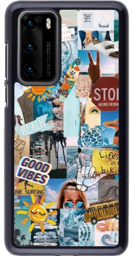 Coque Huawei P40 - Summer 2021 15