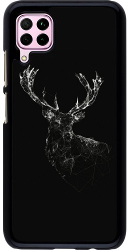 Coque Huawei P40 Lite - Abstract deer