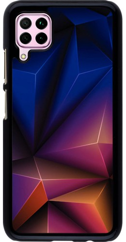 Coque Huawei P40 Lite - Abstract Triangles