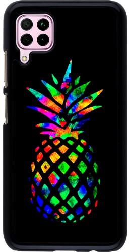 Coque Huawei P40 Lite - Ananas Multi-colors