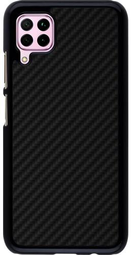 Coque Huawei P40 Lite - Carbon Basic