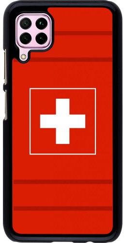 Coque Huawei P40 Lite - Euro 2020 Switzerland