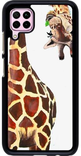 Coque Huawei P40 Lite - Giraffe Fit