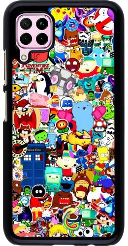 Coque Huawei P40 Lite - Mixed cartoons