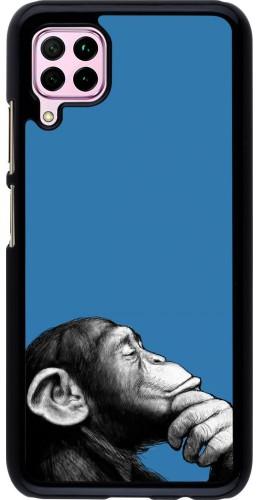Coque Huawei P40 Lite - Monkey Pop Art