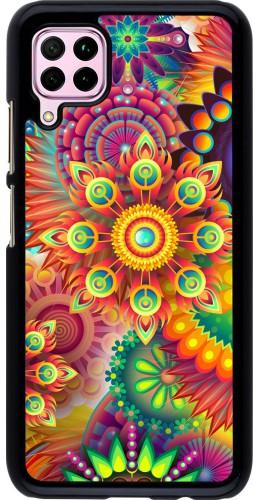 Coque Huawei P40 Lite - Multicolor aztec