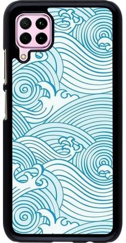 Coque Huawei P40 Lite - Ocean Waves
