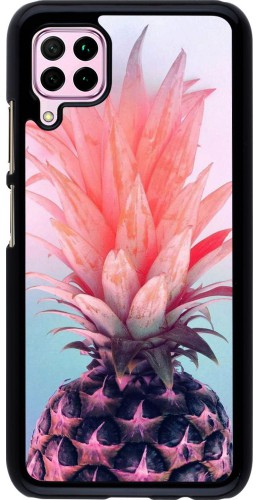 Coque Huawei P40 Lite - Purple Pink Pineapple