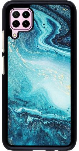 Coque Huawei P40 Lite - Sea Foam Blue