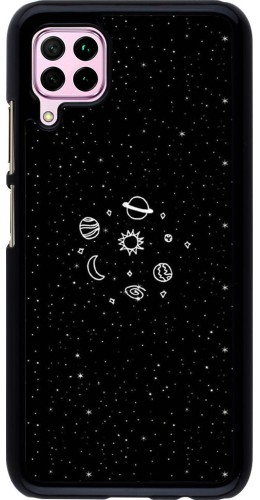 Coque Huawei P40 Lite - Space Doodle