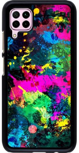 Coque Huawei P40 Lite - splash paint
