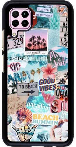 Coque Huawei P40 Lite - Summer 20 collage