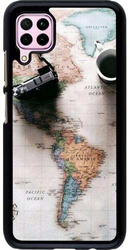 Coque Huawei P40 Lite - Travel 01