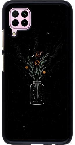 Coque Huawei P40 Lite - Vase black