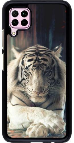 Coque Huawei P40 Lite - Zen Tiger