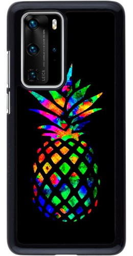 Coque Huawei P40 Pro - Ananas Multi-colors